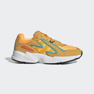 Zapatillas Yung-96 Chasm Flash Orange / Active Gold / Hi-Res Aqua EE7228
