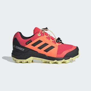 Terrex GORE-TEX Hiking Shoes Shock Red / Core Black / Yellow Tint EF2232
