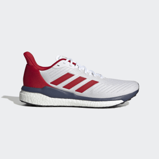 Solardrive 19 Schuh Cloud White / Scarlet / Tech Indigo EE4280