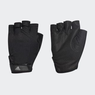 Rukavice Versatile Climalite Black / Black / Iron Met. DT7955