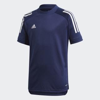 T-shirt da allenamento Condivo 20 Team Navy / White ED9222