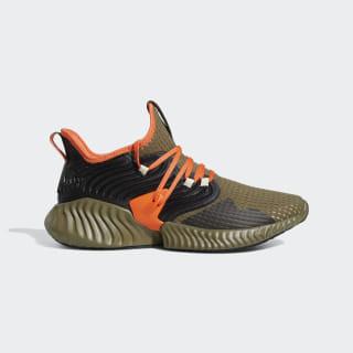 Alphabounce Instinct Clima Shoes Raw Khaki / True Orange / Core Black F35394