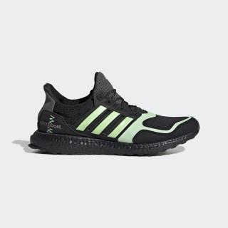 Ultraboost S&L Shoes Core Black / Glow Green / Grey FV7284