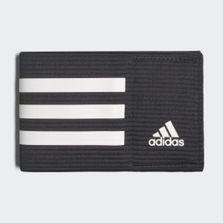 Fußball Spielführer-Armbinde Black / White CF1051