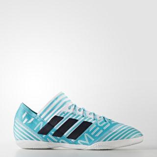 Calzado de Fútbol Nemeziz Messi Tango 17.3 Bajo Techo FTWR WHITE/LEGEND INK F17/ENERGY BLUE S17 BY2416