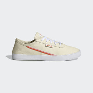 Courtflash X Schuh Chalk White / Orange / Glory Pink EH2201