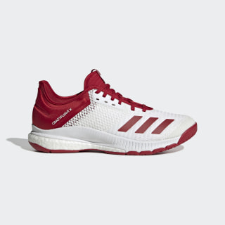 Crazyflight X 3 Shoes Cloud White / Power Red / Cloud White F35714