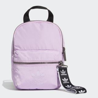 Mini Rucksack Clear Lilac FL9618