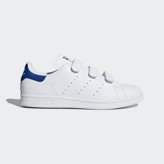 Stan Smith Shoes Cloud White / Cloud White / Collegiate Royal S80042