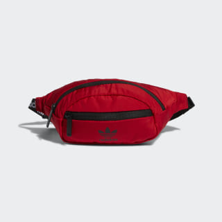 Sac banane National Dark Red CK6589