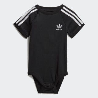 3-Stripes Bodysuit Black / White DV2819