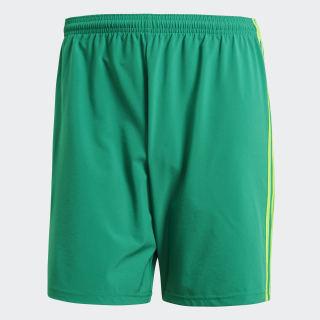 Short Condivo 18 Bold Green / Solar Green CF0713