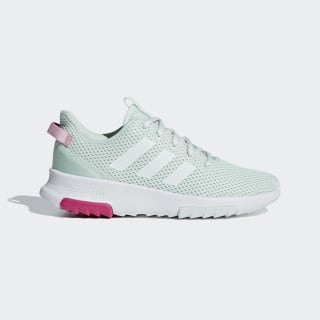 Cloudfoam Racer TR Shoes Ice Mint / Cloud White / True Pink F35424