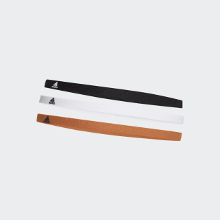 Hairband 3 Pack Tech Copper / White / Black EA0389