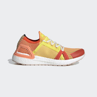 Ultraboost 20 S Shoes Active Orange / Fresh Lemon / Explorer S08 EF2211