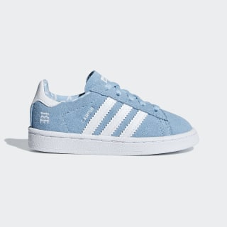 Campus Shoes Clear Blue / Cloud White / Clear Blue B37192