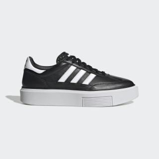Tênis adidas Sleek Super 72 Core Black / Cloud White / Crystal White EG6768