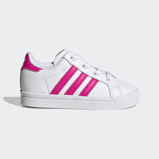 Chaussure Coast Star Cloud White / Shock Pink / Cloud White EE7509