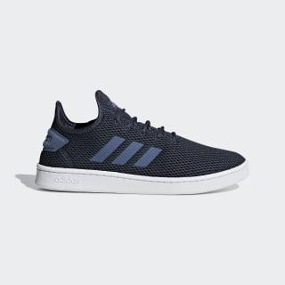 Кроссовки для тенниса Court Adapt trace blue f17 / tech ink / ftwr white F36457
