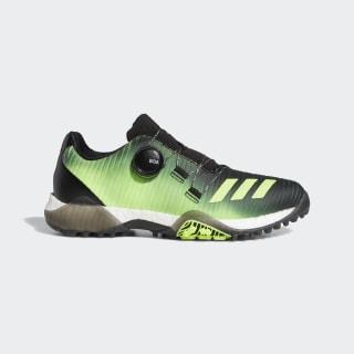 CodeChaos Boa Golf Shoes Core Black / Signal Green / Cloud White EE9342