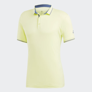 Playera Polo Semi Frozen Yellow CV4694