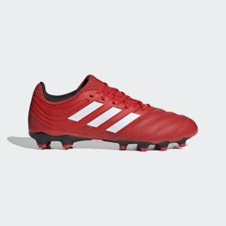 Botas de Futebol Copa 20.3 – Multissuperfície Active Red / Cloud White / Core Black EG1613