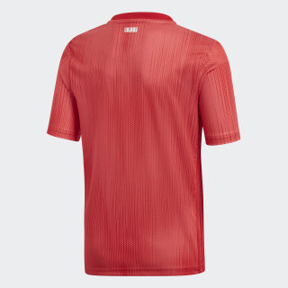 667203c6c Real Madrid Third Jersey Youth Real Coral / Vivid Red DP5446