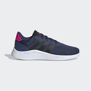 Lite Racer 2.0 Shoes Tech Indigo / Core Black / Shock Pink EG4017
