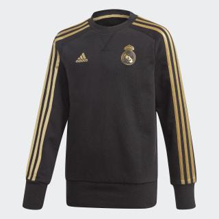 Sudadera Real Madrid Black / Dark Football Gold DX7861