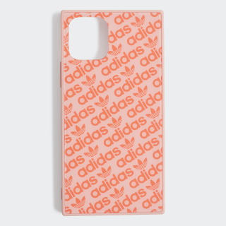 Square Case iPhone 11 Signal Coral / Chalk Pearl EW1748