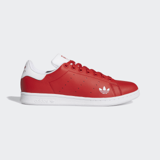 STAN SMITH Lush Red / Lush Red / Cloud White FV6871