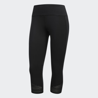 How We Do 3/4 Tights Black CG1079