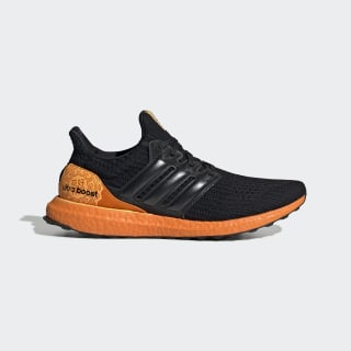 Ultraboost Mid Autumn Core Black / Core Black / Real Gold FW3727