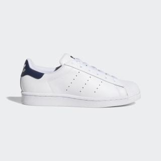 Superstan Shoes Cloud White / Cloud White / Collegiate Navy FX4727