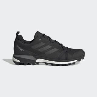 Кроссовки для хайкинга Terrex Skychaser LT Carbon / Core Black / Grey Four F36099