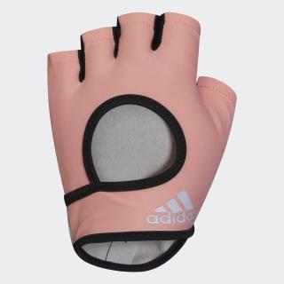 Перчатки для фитнеса chalk coral s18 / white CL5089