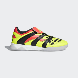Tênis Predator Accelerator SOLAR YELLOW/CORE BLACK/SOLAR RED CG7051
