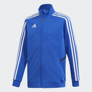 Bluza treningowa Tiro 19 Bold Blue / Dark Blue / White DT5274
