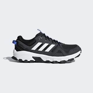 Rockadia Trail Shoes Carbon / Cloud White / Hi-Res Blue CM7212