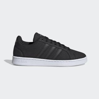 Grand Court Shoes Core Black / Core Black / Grey EH0632