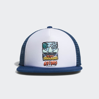 Gorra Trucker BB83 White / Legend Marine DU8296