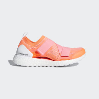 Ultraboost X Shoes Glow Orange / Hyper Pop / Core Black BB6266