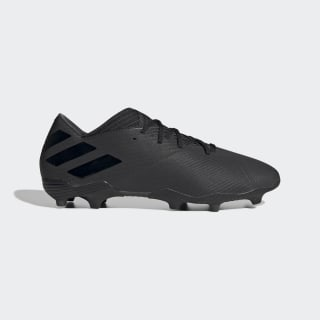 Nemeziz 19.2 Firm Ground Boots Core Black / Core Black / Utility Black F34386