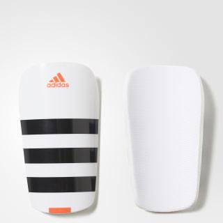 Everlesto Shin Guards White / Black / Solar Red AP7036