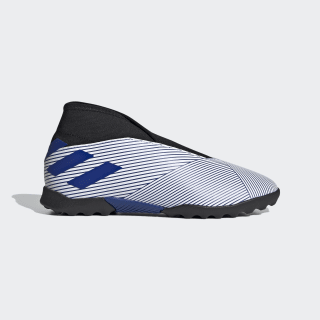 Chuteira Nemeziz 19.3 Society Cloud White / Team Royal Blue / Team Royal Blue EH0017