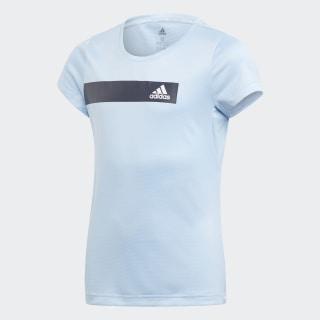 Camiseta Training Cool Glow Blue / White ED6278