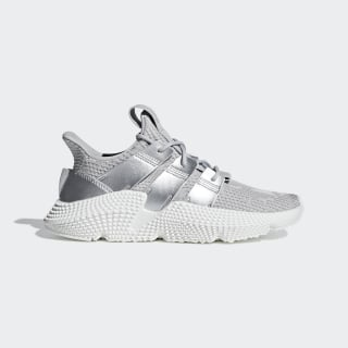 Prophere Shoes grey two f17 / silver met. / ftwr white CG6069