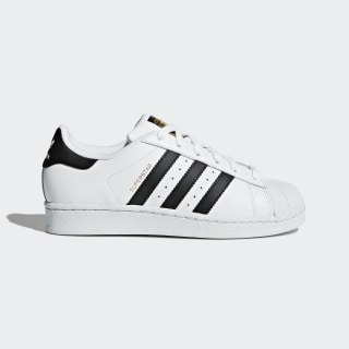 Chaussure Superstar Footwear White / Core Black / Cloud White C77154