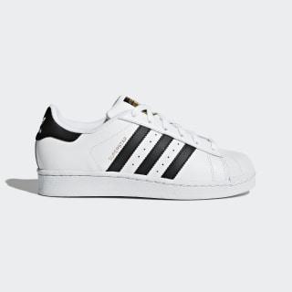 Zapatilla Superstar Footwear White / Core Black / Cloud White C77154