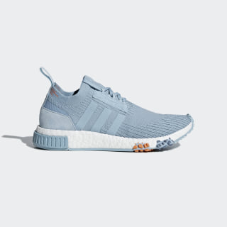 NMD_Racer Primeknit Shoes Ash Grey / Blue Tint / Cloud White CQ2032